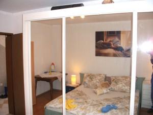 Ferienwohnung-novalja-schlafzimmer