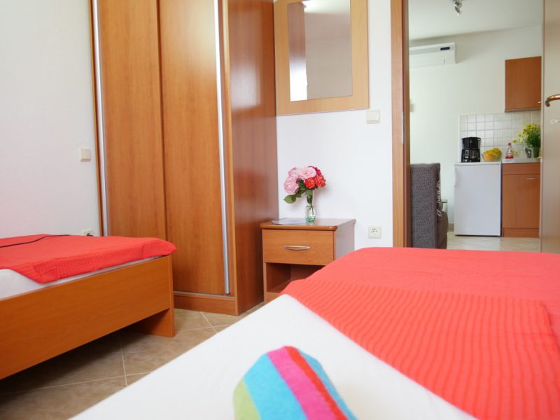 insel-pag-apartment-a1-schlafen