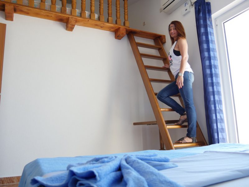 novalja-apartment-a3-galerie-schlafecke