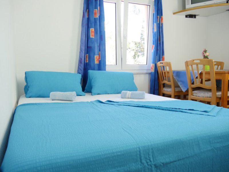 novalja-apartment-a3-schlafsofa
